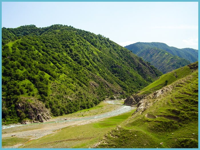 The best time to travel in Central Asia